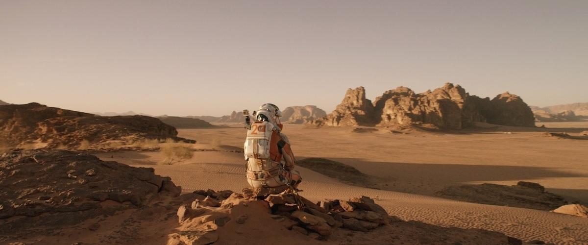 """""""The Martian"""""""